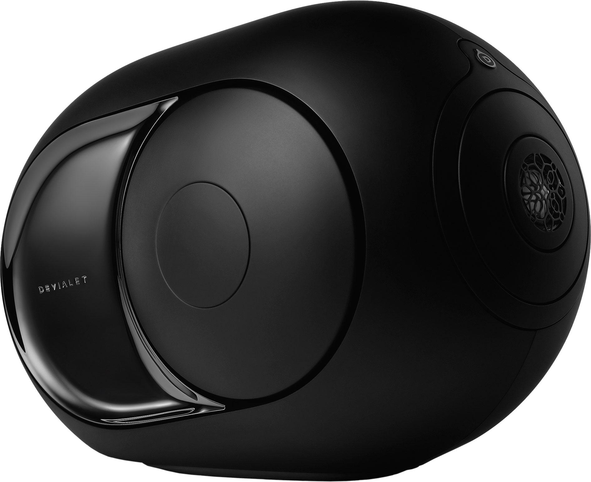 Акустическая система Devialet Phantom I 108 dB Dark Chrome, черный хром