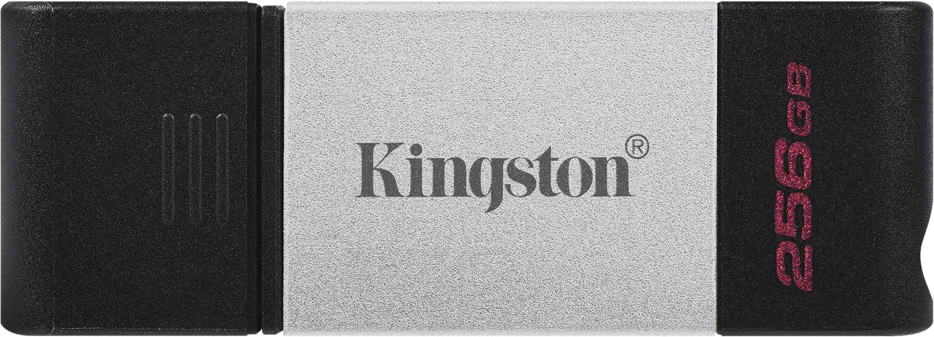 Флеш-накопитель Kingston DataTraveler 80 OTG USB Type-C, 256 ГБ